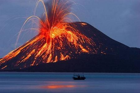 Contoh Teks Eksplanasi tentang Gunung Meletus