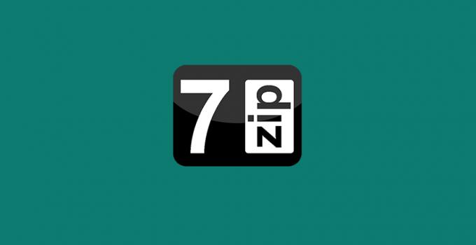Download 7-Zip Terbaru