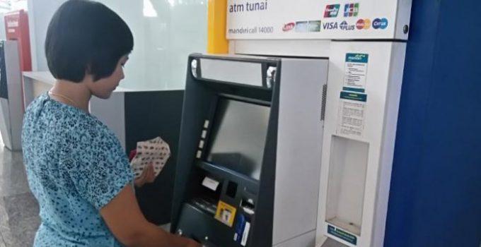 Cara Transfer Uang di ATM Mandiri