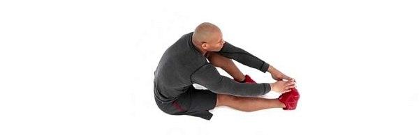 Inverted Hamstring Stretch