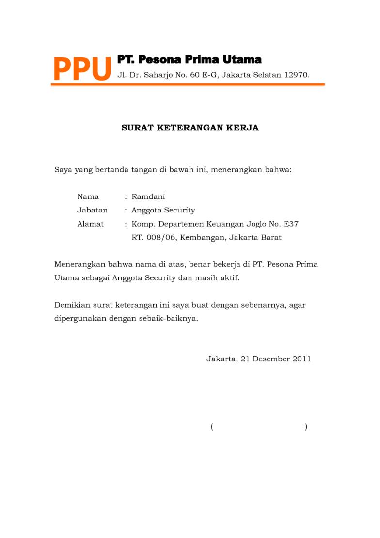 Company Certificate