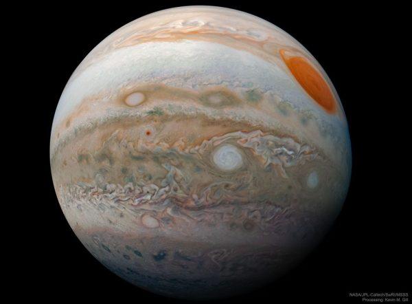Ciri-Ciri Planet jupiter