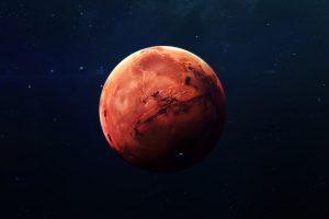 Ciri-Ciri Planet Mars