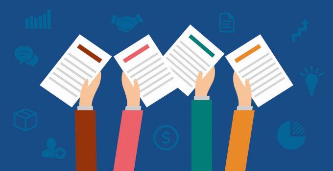 10 Contoh Cover Proposal Skripsi Kegiatan Dll Baik Benar