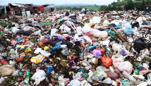 teks eksplanasi tentang sampah