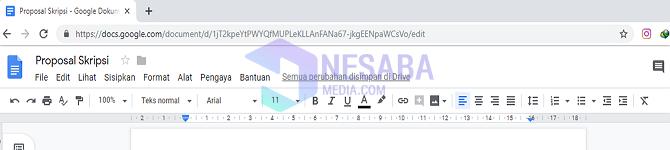 edit dokumen