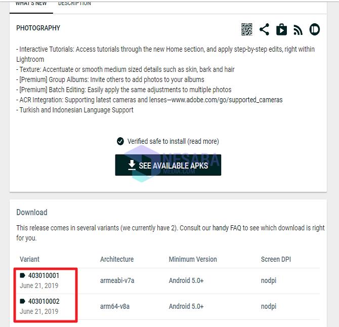 Cara Download APK di Laptop Lewat APKMirror