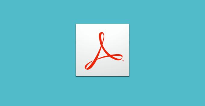 Download Adobe Acrobat Reader DC