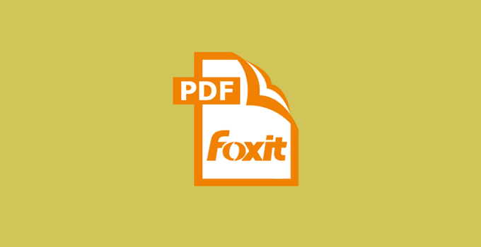 Download Foxit Reader Terbaru
