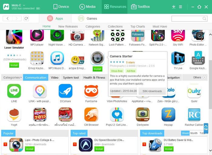 Download MoboMarket Terbaru