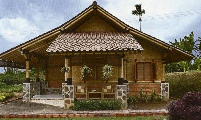 7500 Koleksi Gambar Rumah Adat Jawa Barat Jolopong HD Terbaik