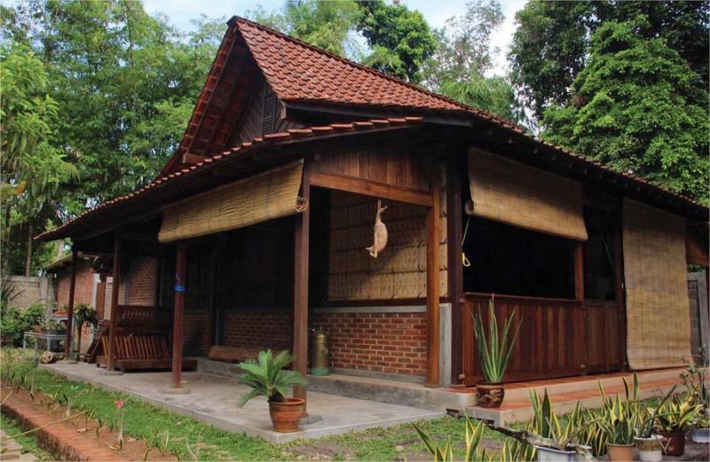 6200 Gambar Rumah Adat Jawa Tengah Beserta Penjelasannya Gratis