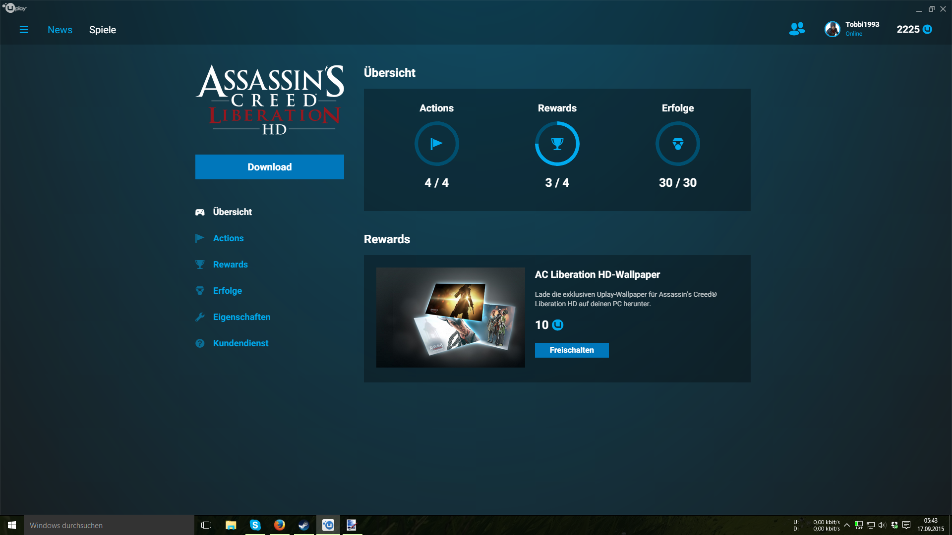 Download Uplay for PC Terbaru