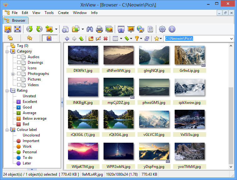 Download XnView Terbaru