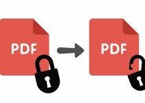 file PDF ke Word yang Terkunci