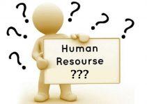 pengertian sumber daya manusia