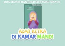 DoaMasuk Kamar Mandi