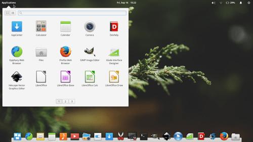 sistem operasi elementary OS