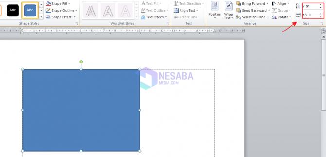 Cara Membuat ID Card di Microsoft Word