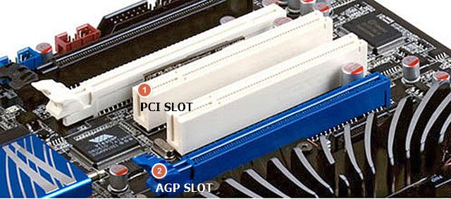 komponen-komponen motherboard komputer