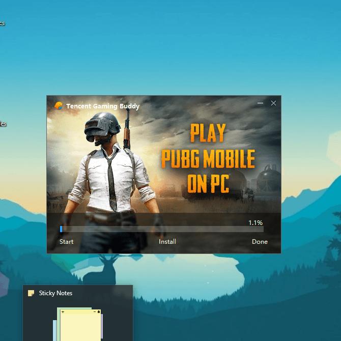 Tutorial Cara Install Tencent Gaming Buddy