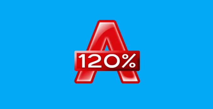 Download Alcohol 120% Terbaru