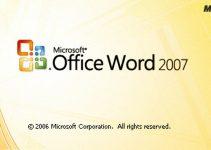 Cara Install Microsoft Office 2007