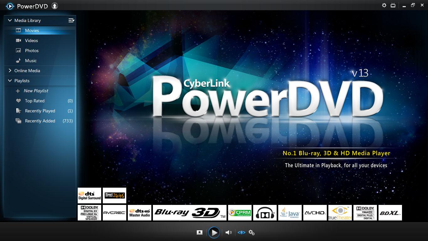 Download CyberLink PowerDVD Terbaru