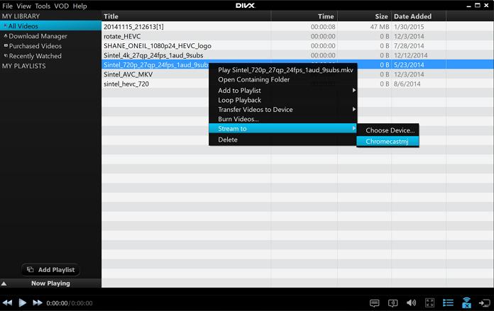 Download DivX Terbaru