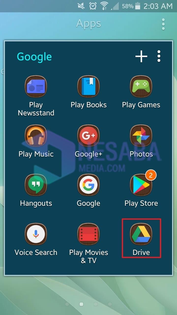Cara Download File di Google Drive Lewat HP