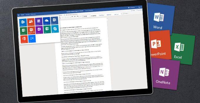 Cara Mengedit Microsoft Word di HP Android