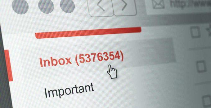 Cara Membuka Email di Laptop