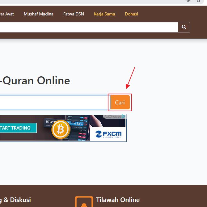Cara Memasukkan Arab / Quran di Word