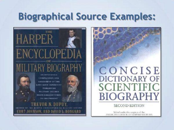 pengertian biografi beserta fungsi dan tujuannya