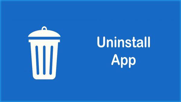 Contoh Program Utility Uninstaller