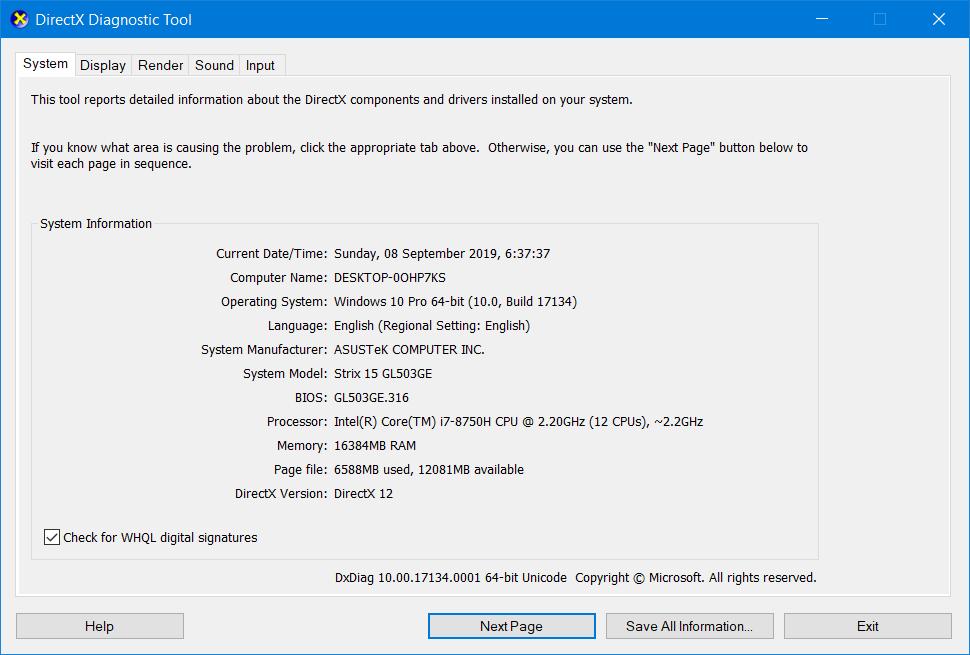 Download DirectX Terbaru