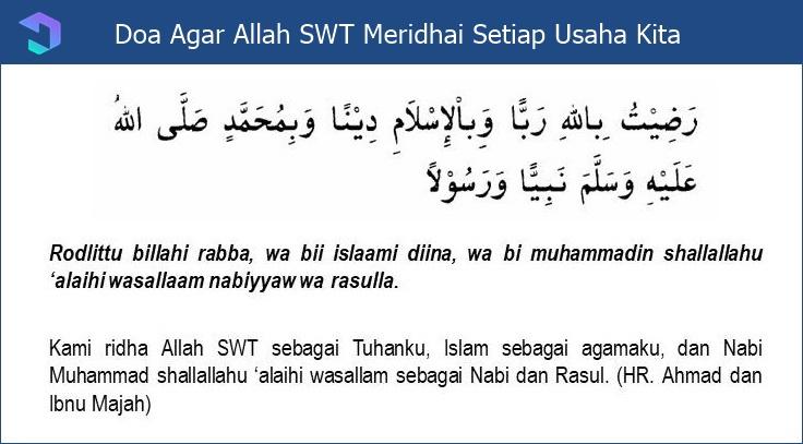 Doa Sebelum Belajar Sesuai Sunnah