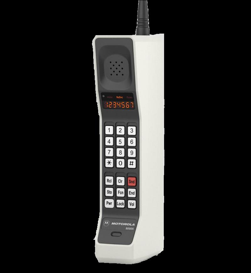 DynaTAC 8000X - Perkembangan Handphone dan Cara Kerjanya