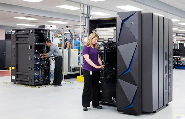 Pengertian Komputer Mainframe Adalah