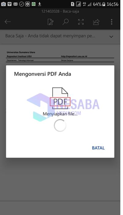 Cara Edit PDF di HP Android dengan Mudah