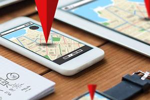 cara kerja GPS pada smartphone