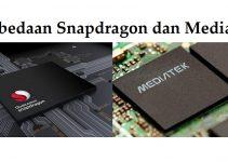 Perbedaan Prosesor Snapdragon dan Mediatek