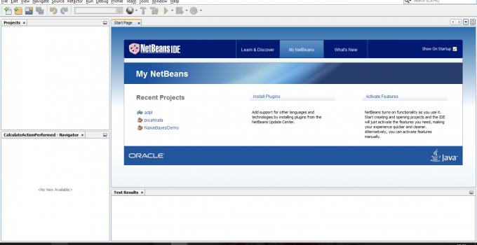 Cara Install Netbeans