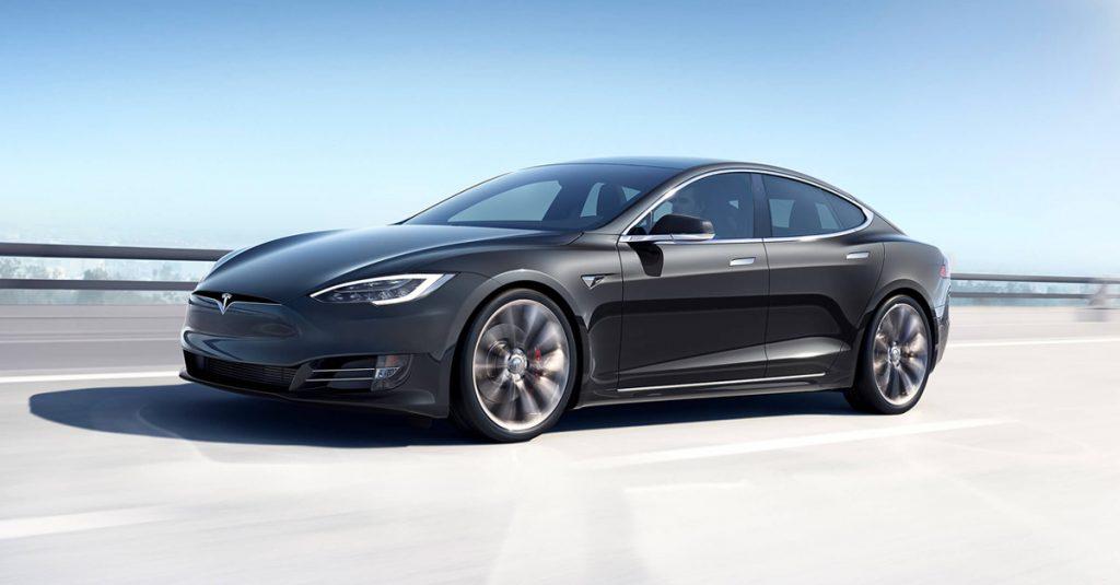 Examples of Application of AI Tesla Smart Car