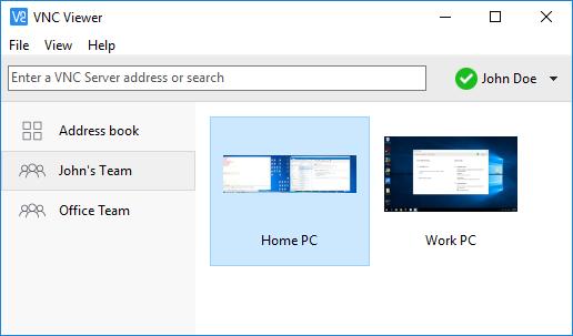 Download VNC Connect Terbaru