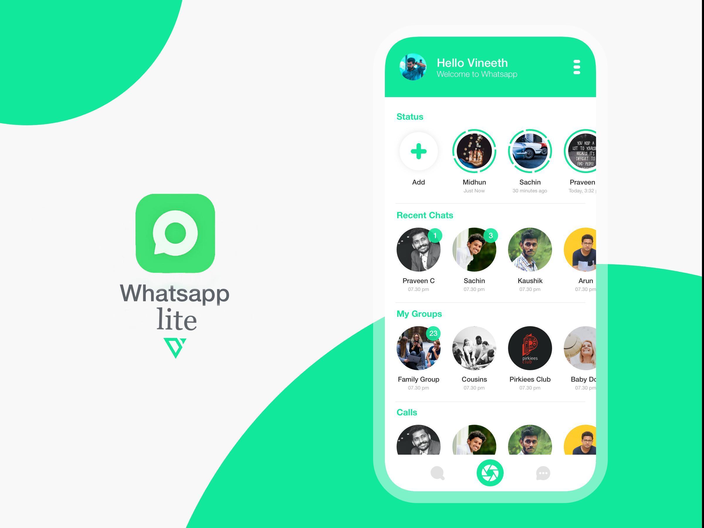 Download WhatsApp MOD Whatsapp Lite