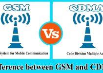 Pengertian GSM dan CDMA