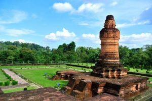 Kisah Sejarah Kerajaan Sriwijaya