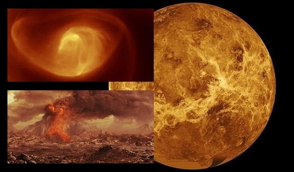 Efek Rumah Kaca Planet Venus