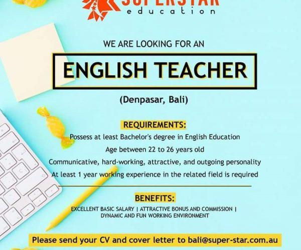 Contoh Iklan Pendidikan Menggunakan Bahasa Inggris